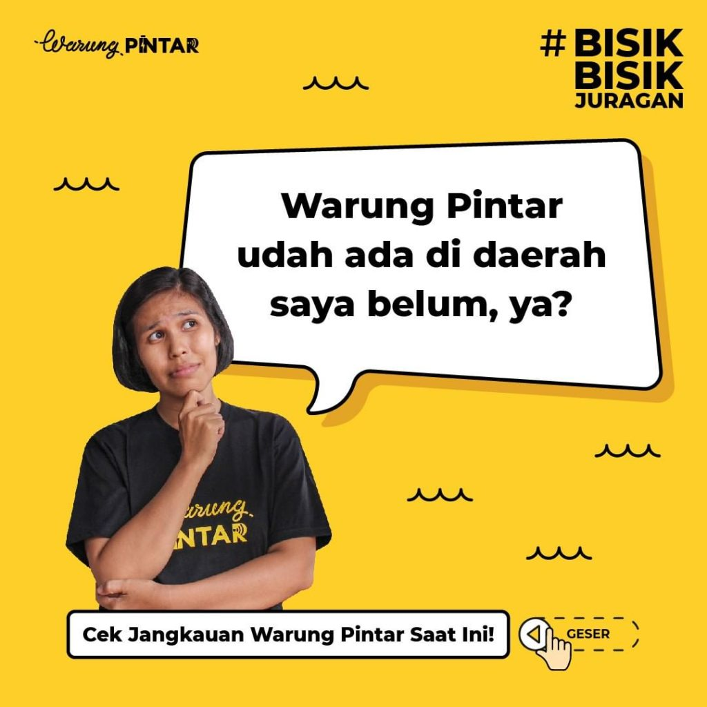 Warung Pintar Uses Supply Chain Technology to Distribute Social