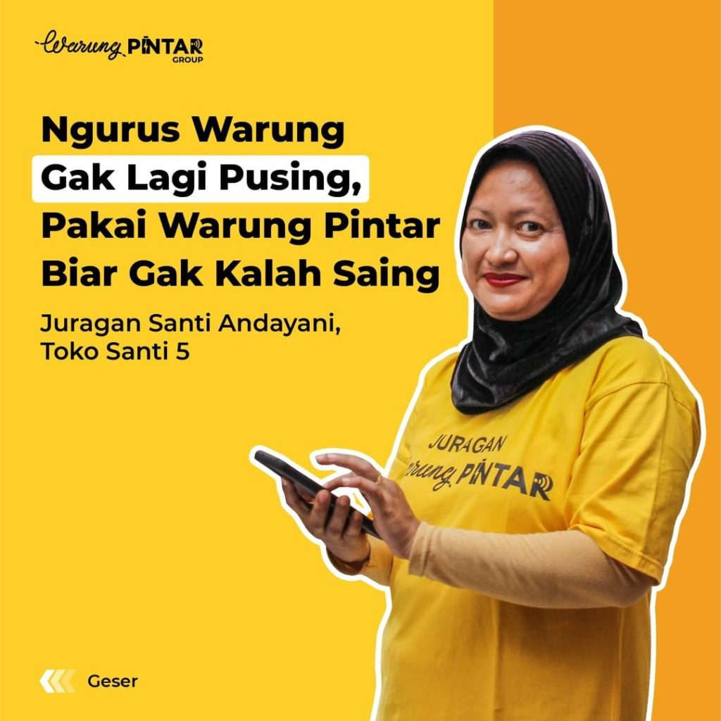 MSMEs Can Now Request Capital Injections via Warung Pintar