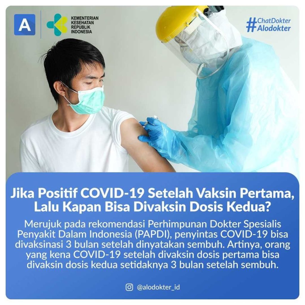 Alodokter Collaborates with the Police, Halodoc Adds Corona Vaccination