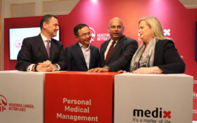 Medix Launches Health App and Encourages Startup Development