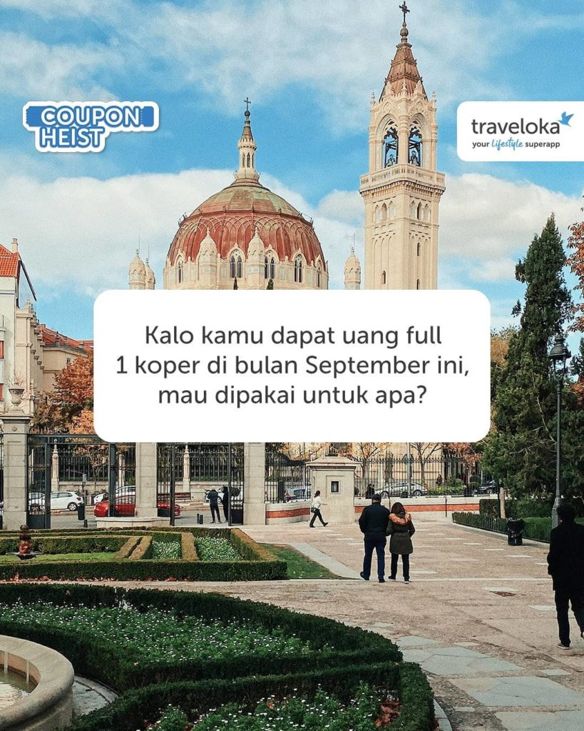 Traveloka and Tiket.com Tactics if the New Tourism Business Recovers