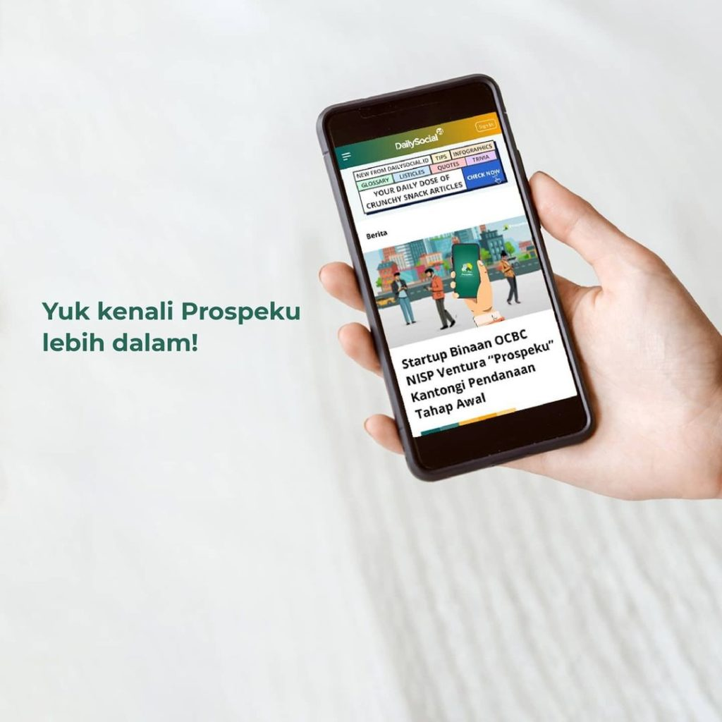 OCBC NISP Aims to Distribute Mortgages to Prospeku Application Users
