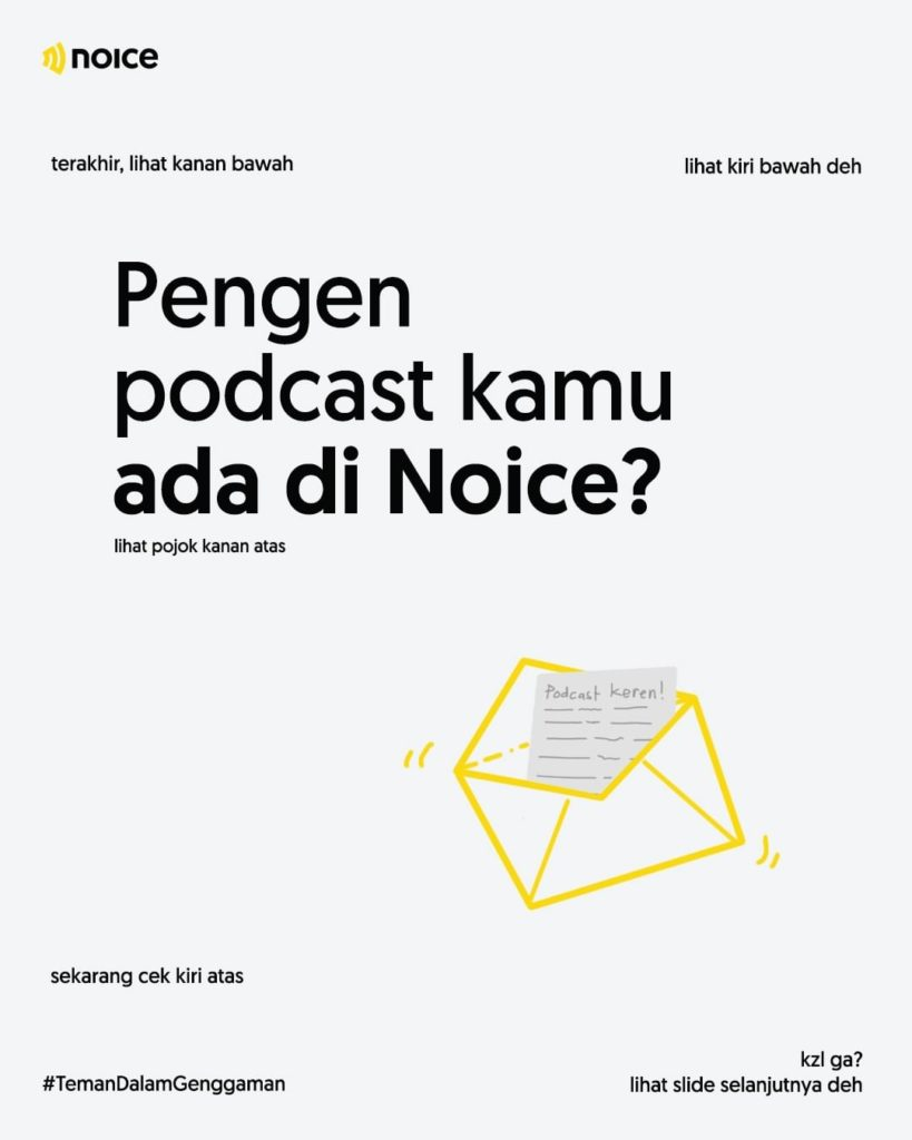 Gojek Reportedly Injects Funds to Podcast Startup Noice