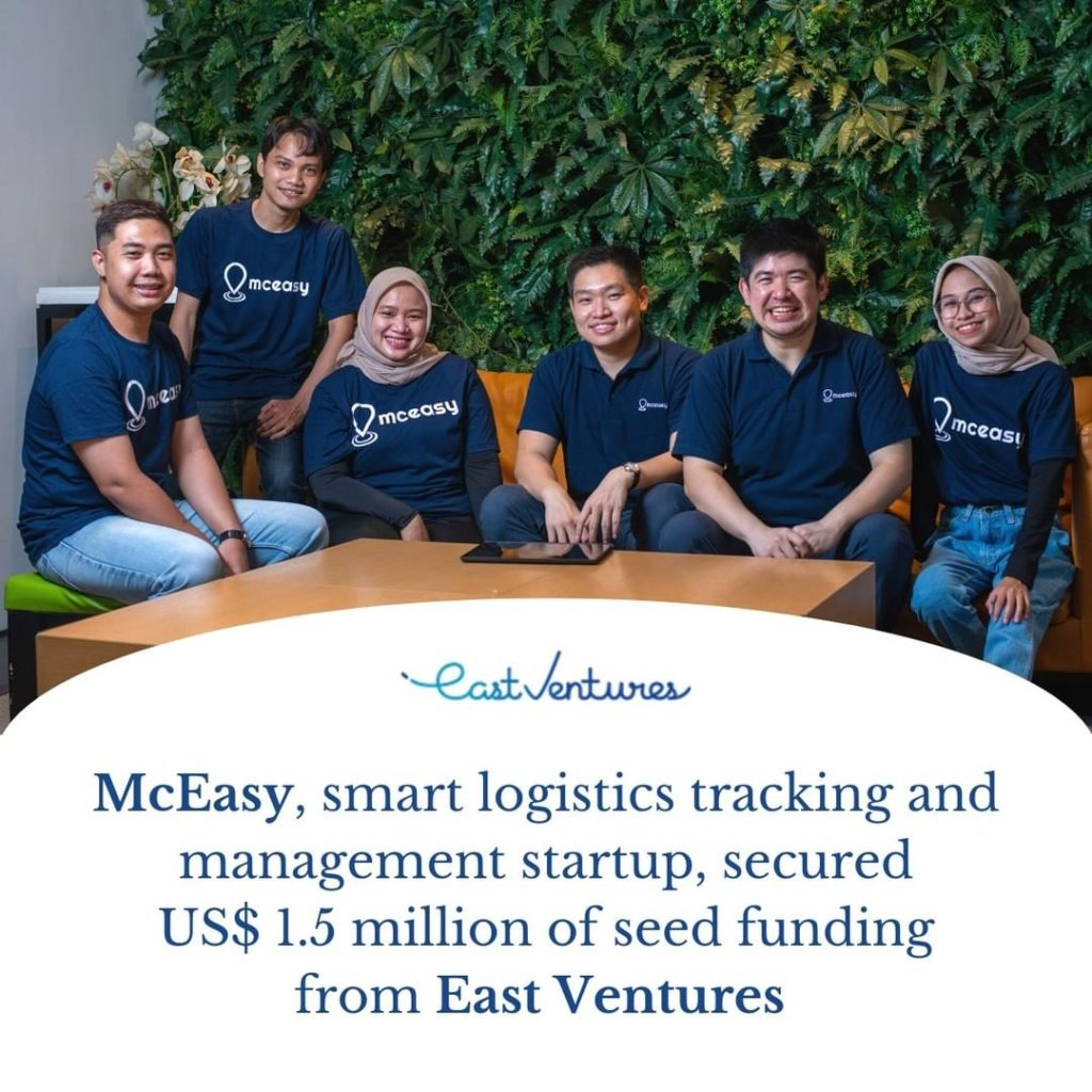 Startup McEasy Raises Initial Funding from East Ventures