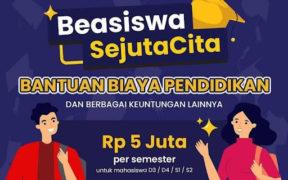SejutaCita Startup Presents Information Services for Scholarships