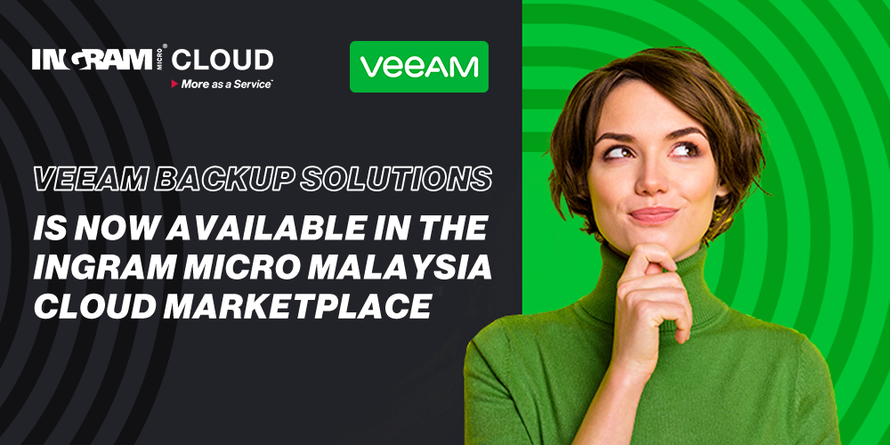 Ingram Micro adds Veeam Software to Cloud Marketplace