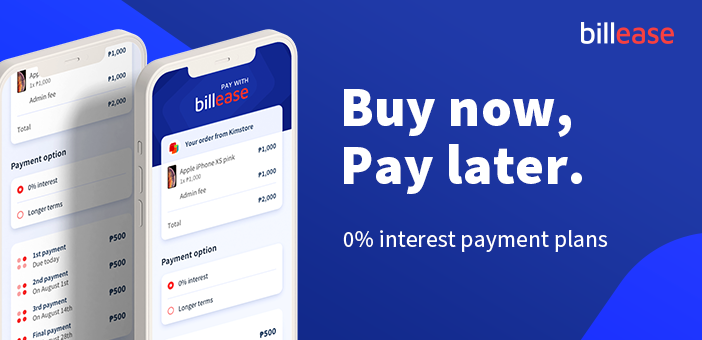 BillEase Expands Zero-Interest 'Buy Now Pay Later' Option in the Philippines