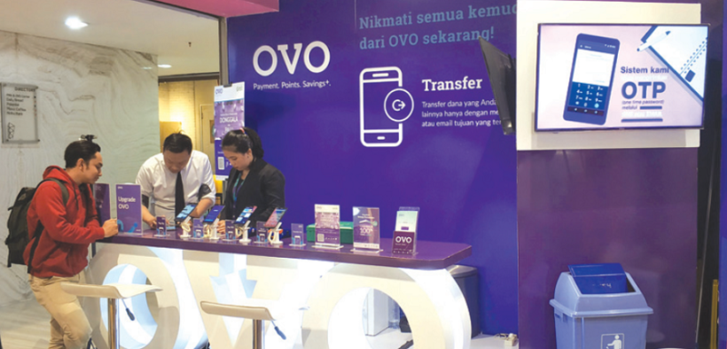 OVO's Commitment to Serve Users is Recognized on an International