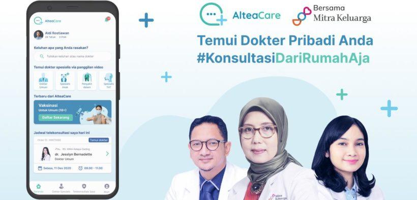 AlteaCare Introduces Teleconsultation Platform for Specialists